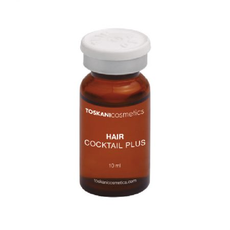 TOSKANI Hair Cocktail Plus (10x10ml), Toskani, Mesoterapia