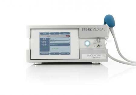 STORZ MEDICAL D-ACTOR 200, Storz Medical, Ondas Acústicas