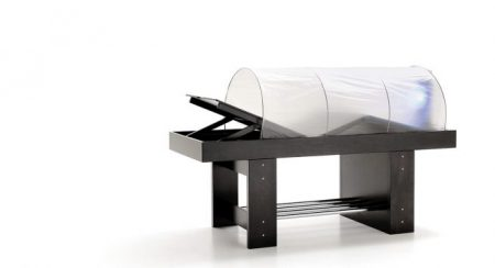 PARADISE THERMAL BED BASIC, Vismara, Marquesas