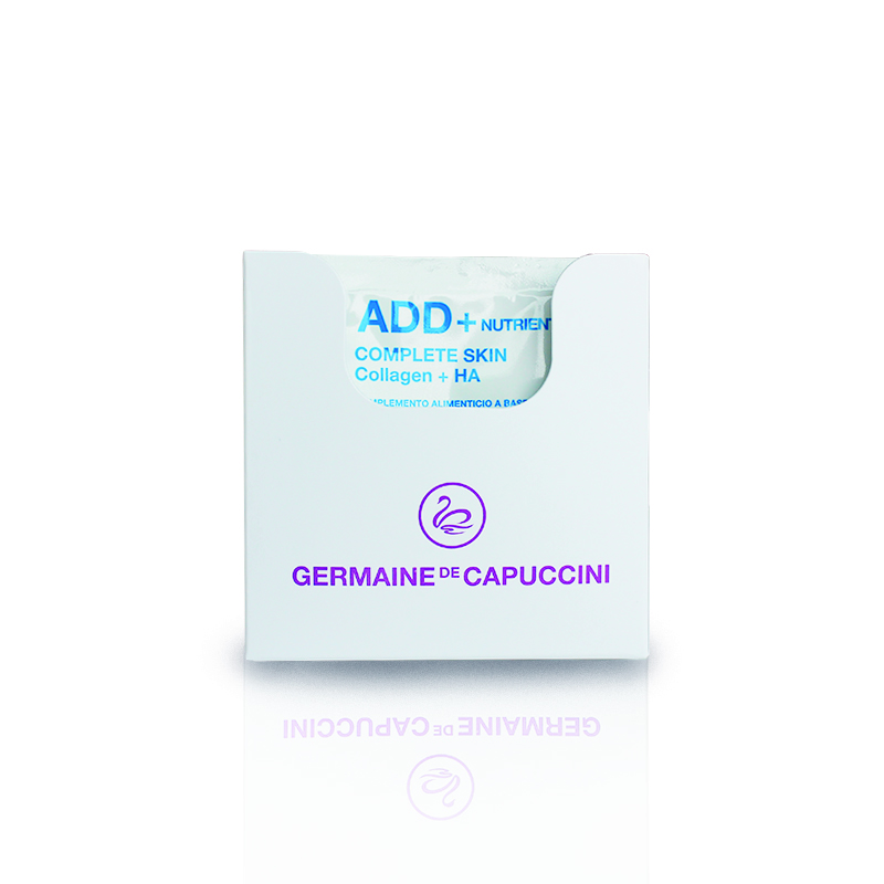 ADD+ Nutrients –  Complete Skin Collagen + HA, Germaine de Capuccini, Cosmética