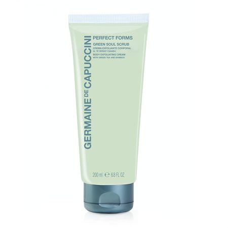 Perfect Forms – Green Soul Scrub, Germaine de Capuccini, Cosmética