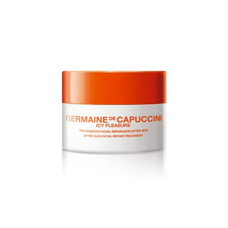Golden Caresse – Tratamento facial reparador after-sun, Germaine de Capuccini, Proteção Solar