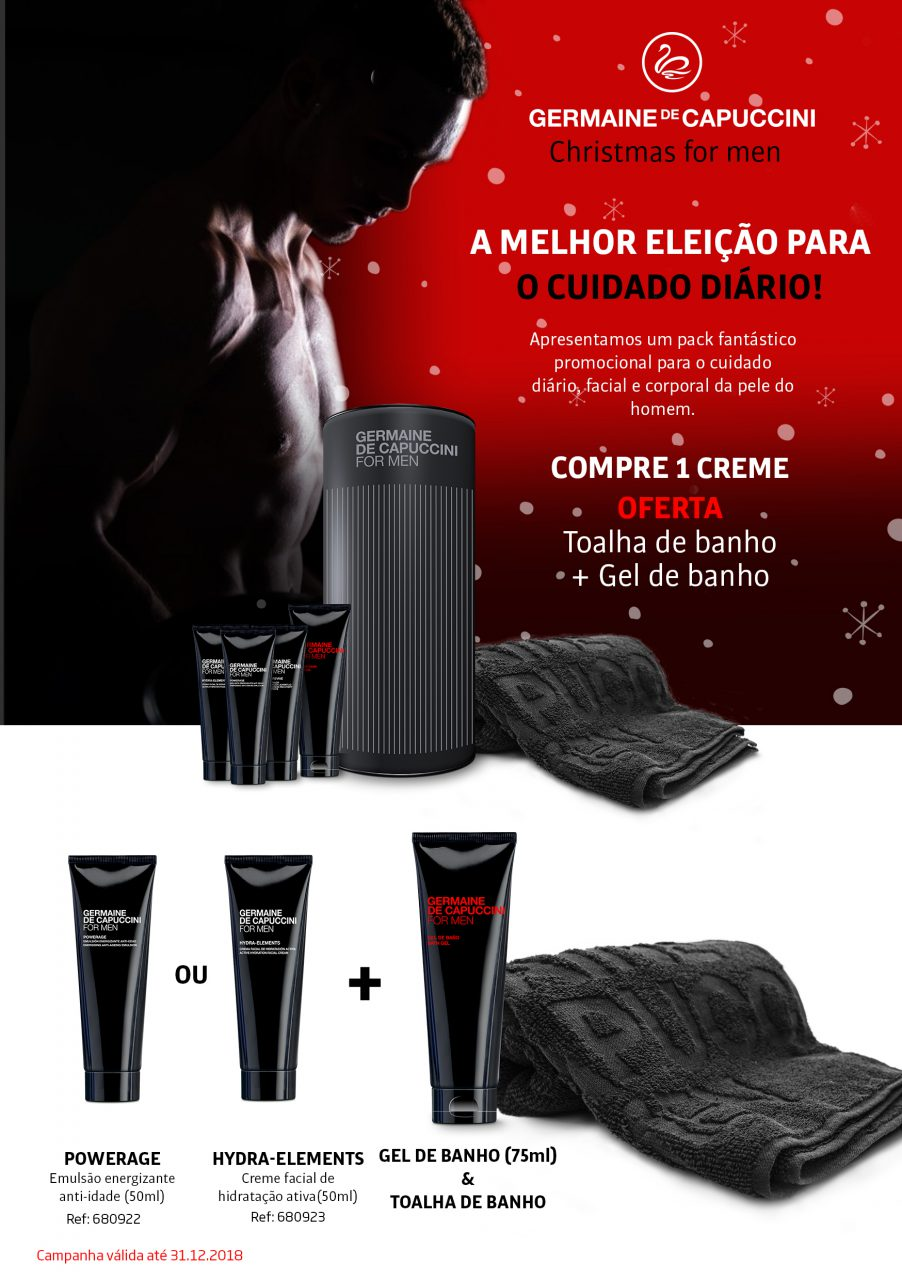 Campanha Christmas For Men, ,