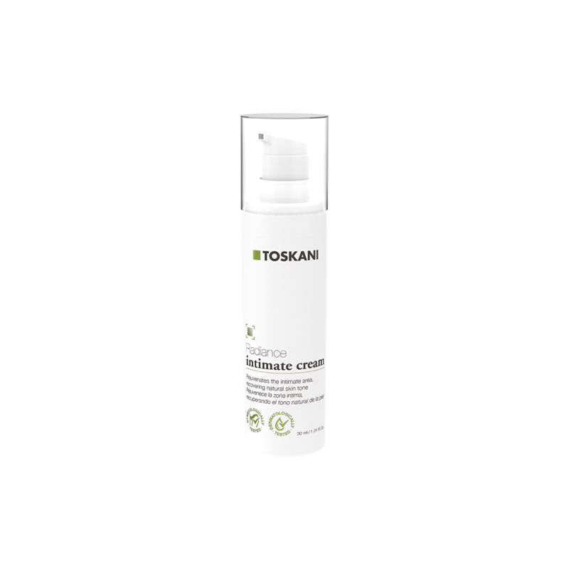 toskani radiance intimate cream