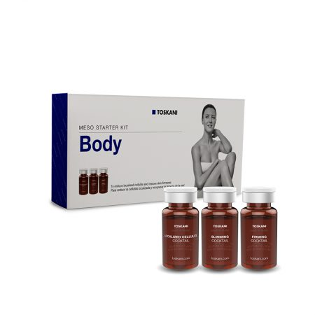 Meso starter kit body toskani
