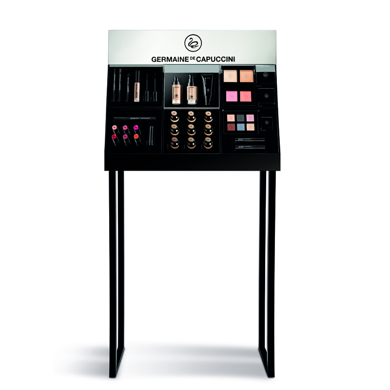 Makeup-Display-expositor-germaine de capuccini